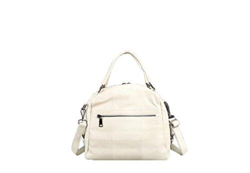 Leather Red Handbag Handbag Shoulder Bag Bag New Ladies And Europe Trend Women's Simple Bag Fashion America x1YaZ