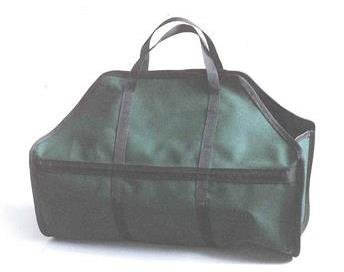 Wisconsinmade Log Carriers - Deluxe Canvas, Hunter Green