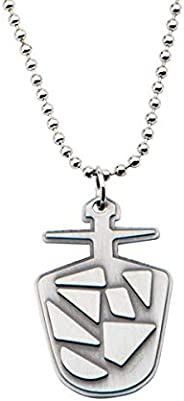 Doctor Who The 8th Doctor Key Pendant Necklace