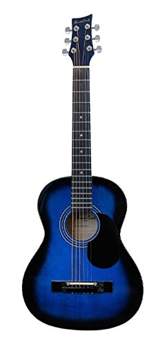 Guitar Acoustic Beaver Creek BCTD601BB 3/4 Size Blue Burst BeaverCreek Guitars