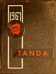(Custom Reprint) Yearbook: 1967 Chief Moses Middle School - Tanda Yearbook (Moses Lake, WA) (Moses Lake High School Moses Lake Wa)
