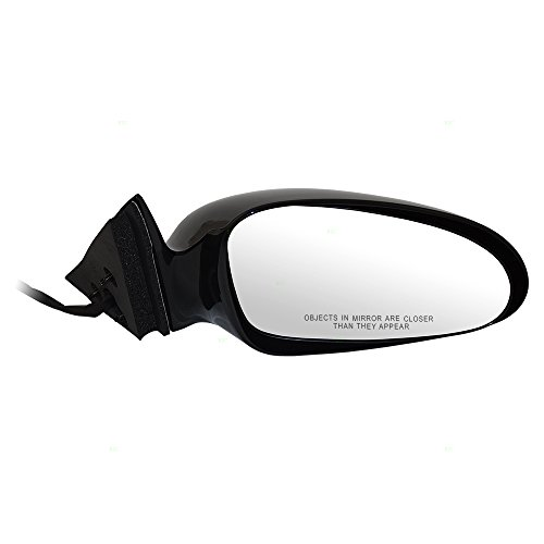 Passengers Power Side View Mirror Smooth Replacement for Chevrolet 10448590 AutoAndArt