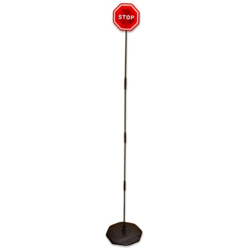 Car Flashing LED Light Garage Parking Signal Stop Sign by Auto Dynasty (Image #1)