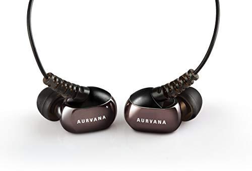 Creative Aurvana 3 In-Ear Noise-Isolating Headphones (Renewed)