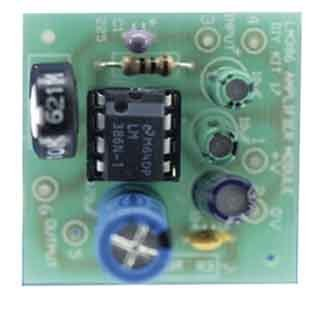 Buy Audio Amplifier 1W (LM386) (Kit - Soldering Required