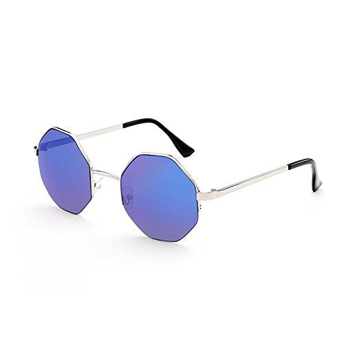 libre Gafas Gafas Marco Tide de de sol Gafas al prismático Polarizer Mirror Compras Estrella viajes de de Prince sol sol aire Lady Gafas párrafo 03 pla Transparente de Gafas con el sol pequeñas Espejo de xwZqCzgZ
