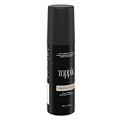 Toppik Hair Fiber Hold Spray, 4 oz