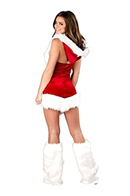 Hisionlee Hot Sexy Halloween Christmas Party Costumes Women's 1 PC Dress