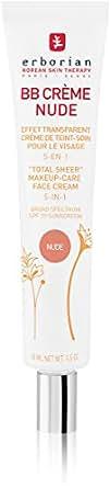 Erborian BB Cream au Ginseng - Nude by Erborian for Women - 1.5 oz Cream, 45 ml