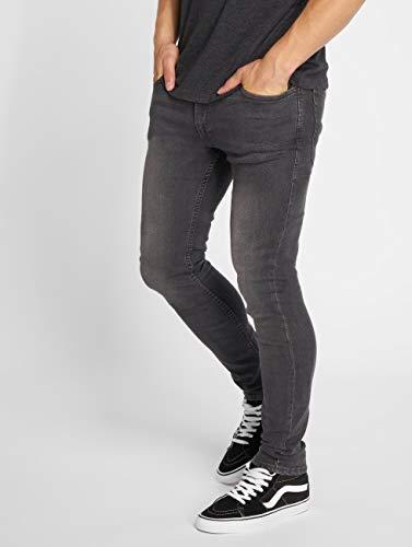 007 amp; Grigio Skinny Jack Jones 460177 Liam Original Jeans Uomo 4H10dq