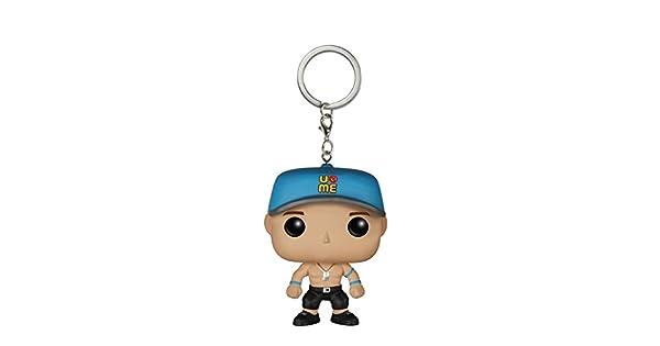 Amazon.com: Funko POP Llavero: WWE – John Cena – Figura de ...