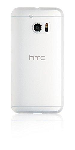7 opinioni per Spada 26244Ultra Slim morbida Cover per HTC 10Icey