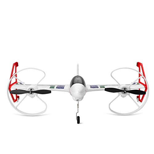 TKI-S 6-axis Gyroscope Aerobatic Aircraft Glider Remote Control Aircraft RTF EPP Composite Material Easy to Operate for Beginners and Intermediate Flying Gamers XK x420