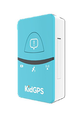 KidGPS Tracker, Compatible with Apple iOS, Samsung Galaxy and Other Android Devices for Locating and Monitoring Children, GPS Tracker for...