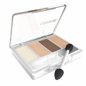 CoverGirl Eye Enhancers 4 Kit Eyeshadow - Natural Nudes (Pack of 3)