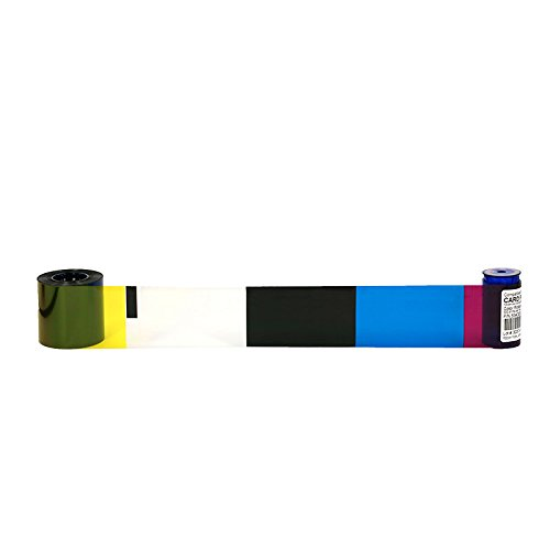534000-003 YMCKT Color Ribbon for Datacard SP35 SP55 SP75 Plus Card Printers with Cleaning Kit