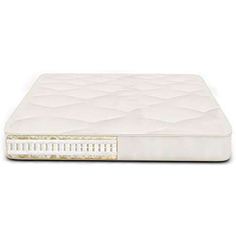 TFS OCOMNESTSMF Organic Comfort Nest Mattress Single Natural