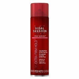 Vidal Sassoon Pro Series Hair Spray, Extra Firm Hold, 1.5 oz