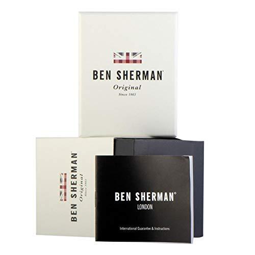 Ben Sherman Spitalfields Quartz Male Watch WB024BRA (Certified Pre-Owned) by Ben Sherman (Image #3)