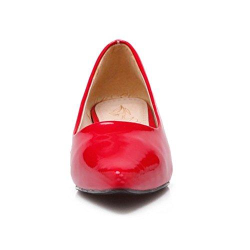 Donna Pompe Coolcept Modello Da Red Basso Scarpe Chiuse Con Tacco q40OXq