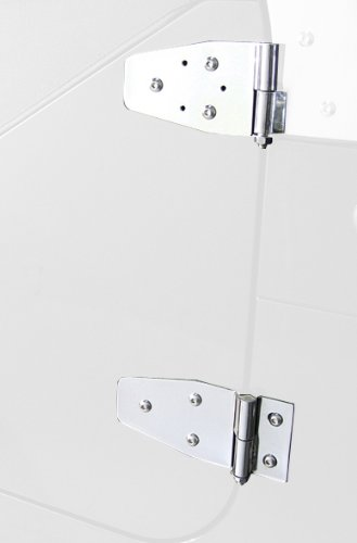 Rugged 11113.03 Stainless Door Hinge