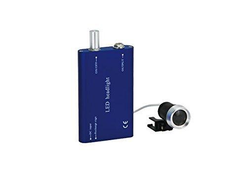 Dental Surgical 3W LED Economy Headlamp or Headlight Blue