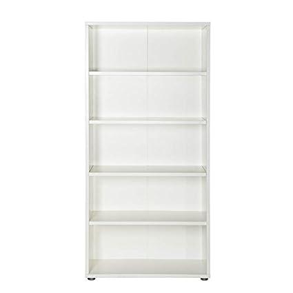 info for d9b65 6e34b Tvilum 8042049 Pierce 4 Shelf Bookcase, White