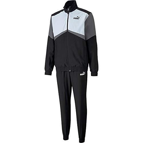 PUMA Herren CB Retro Suit Woven cl Trainingsanzug