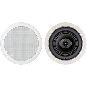 Amazon Com Sonance Cr201 In Wall Speakers Home Audio