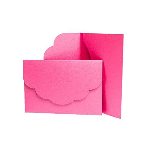 Rose EBTOOLS Bo/îtes de Rangement Ouvertes en Tissu Lot de 6 Tiroirs de Rangement Pliable Panier Organisateur pour Linge Jouets V/êtement Magazine