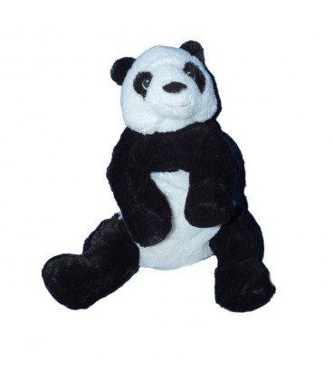 Peluche Panda blanc noir IKEA Kramig Plush 30 cm
