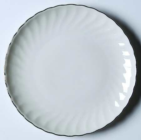 (Sihouette Fine China By Syracuse Wedding Ring Bread Plate)