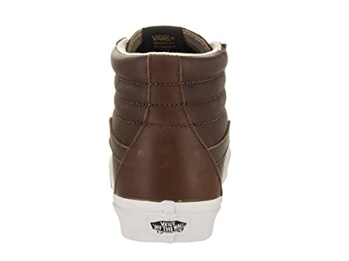 Top Unisex Leather Dachs High Vans Hi Reissue Sk8 Erwachsene wATTYqU7