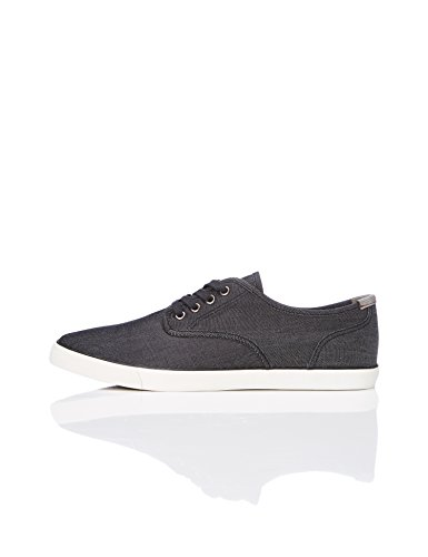 Black FIND Nero Sneaker Stringate Uomo 0w8ZqU