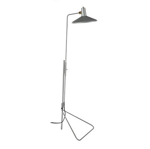 Charlotte Floor - Charlotte Floor Lamp - Silver