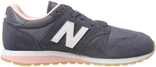 New Zapatillas Azul 520 Himalayan Grisaille Pink Mujer Ck para Balance rARwE1qr