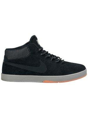 Nike SB Eric Koston Mid Shield Herren Hi Top Turnschuhe 683667Sneakers Schuhe black/black/hyper crimson