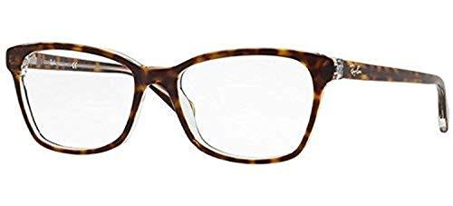 1d784853da Ray-Ban Women s 0RX 5362 5082 52 Optical Frames