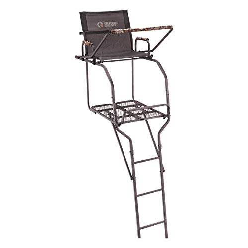 Guide Gear Ultra Comfort 18' Ladder Tree Stand ()