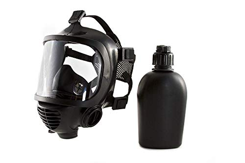 MIRA SAFETY Full Facepiece Reusable Respirator, Respiratory Protection (Mask System) by MIRA SAFETY M (Image #6)