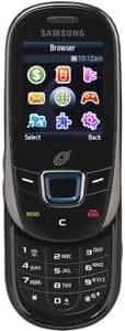 Straight Talk Samsung T340G GSM Slider Prepaid Cell Phone
