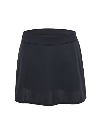 20w Skirt - Nonwe Women's Strechable Modest Swim Skirt Black 20W