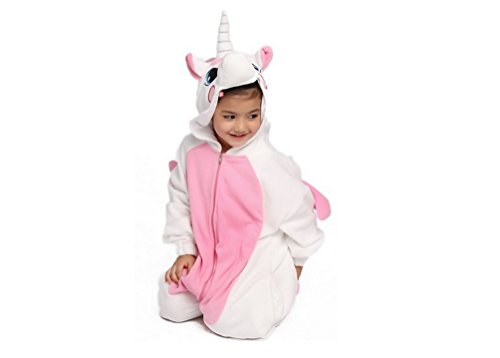 Ghost Infant Toddler Jumpsuit Costumes (Pajamas for Toddler Boys Warm Jumpsuit Unicorn Halloween Costumes for Girls 4t (Classic))