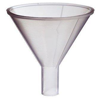Scienceware 14660-0150 polypropylene powder funnel, 700 mL by Scienceware