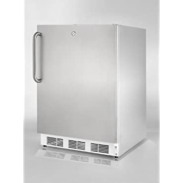 Summit FF7LCSSADA; Commercially Approved & ADA Compliant Compact Refrigerator