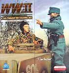 Scale Did 1/6 - 1/6 Scale DID WW2 German s.SS-Panzer-Abteilung 101