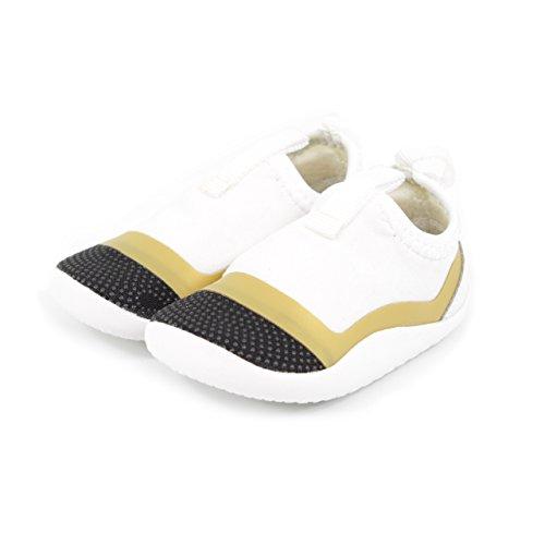 Bobux Mädchen Su Xplorer Dimension Sneaker Weiß (White)