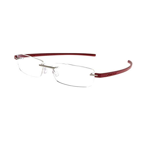 Tag Heuer Reflex 3 Rimless 3943 Eyeglasses 001 Black 56MM