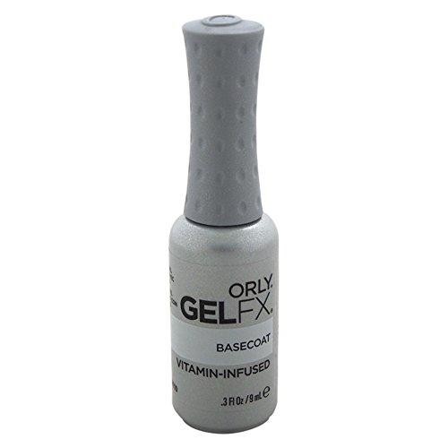 Orly Gel FX Base Coat, 0.3 Fluid Ounce