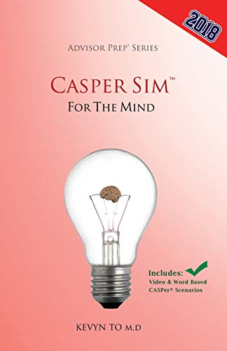 CASPer SIM for the Mind (Advisor Prep)